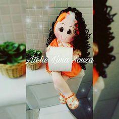 Bonecas, dolls, munecas www.atelieliviasouza.com.br