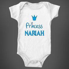 Frozen Princess Nariah Baby Girl Name