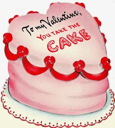 Hauntingly Good and Vintage Recipes from Long Ago: Valentines Day: Old Fashioned Chocolate Cake Recip. : Hauntingly Good and Vintage Recipes from Long Ago: Valentines Day: Old Fashioned Chocolate Cake Recip.