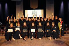 Première cohorte ergothérapie UQTR Collation des grades 2011