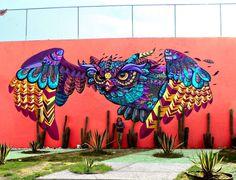 Farid Rueda Part2 #streetart ♥♥♥