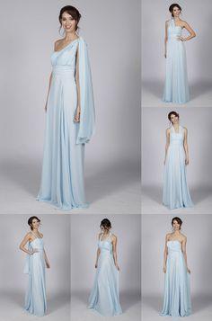 Long Multiway Dress (12 Styles)