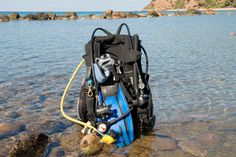 Guidelines For Post-Dive Equipment Care via @scubadiverlife