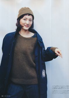 Haruka Ayase 綾瀬はるか Advanced Style, Japanese Beauty, Girl With Hat, Fashion Outfits, Womens Fashion, Girl Crushes, Daily Fashion, Beautiful People, What To Wear