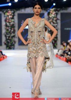 Ammara Khan's Collection at PFDC L'Oréal Paris Bridal Week 2015 Day 3