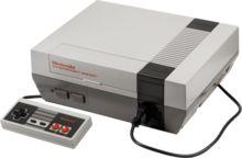 Nintendo [NES] Console + Controller + Nieuwe PIN Connector