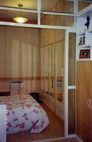 Resultado de imagem para ideia para fazer um quarto em uma sala grande