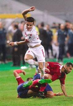 lovely dirty boy <3 Mustapha Fathy  best talent in Egyptian football