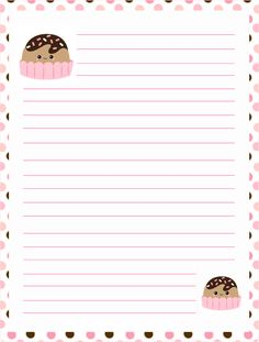 the ultimate source of cute anime/hello kitty-ish stuff. Free Printable Stationery, Printable Planner Pages, Printable Paper, Planner Stickers, Free Printables, Envelopes, Letter Set, Writing Paper, Note Paper