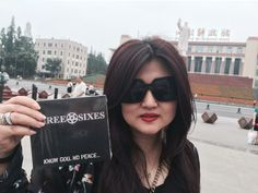 THREE SIXES Worldwide- Laura Rui, Cheng Du, China #FanFriday #HappyNewYear