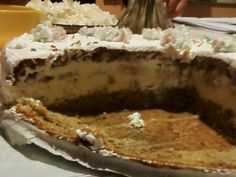 Banános túrótorta Tiramisu, Ethnic Recipes, Food, Essen, Meals, Tiramisu Cake, Yemek, Eten