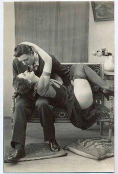 Postcard by Biederer, 1920s