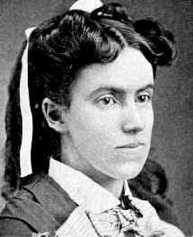 "Miss Charlotte ""Lottie"" Moon, Confederate Secret Agent even if she was from Ohio."