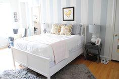 Lauren Elizabeth   a style + beauty blog: Apartment Tour: Bedroom, Part Two