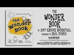 """The Wonder Book"" trailer...take time to sit and wonder... [whoisamy.com] #childrensbooks #wonder"