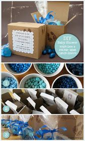 Everything Has It's Wonders: ABC Baby Shower Inspiration