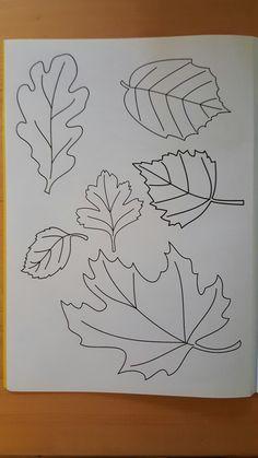 Die besten 25 herbstbl tter vorlagen ideen auf pinterest for Herbstblatter vorlage