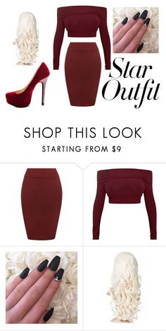 """""""Untitled #121"""" by raybabe on Polyvore featuring WearAll and StarOutfits"""