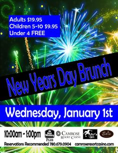 New Year's Brunch Free News, January 1, Best Western, Brunch, Events, Entertaining, Day, Happenings, Hilarious