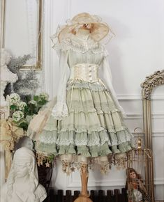 【-First Rays of the Sun- Series】 will be NOT available after Tomorrow (April - Fashion Styles Gothic Lolita Fashion, Gothic Dress, Lolita Dress, Cute Fashion, Vintage Fashion, Fashion Outfits, Rock Fashion, Fashion Boots, Clothes Pictures