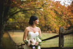 Beautiful #fallwedding for the #bride-to-be