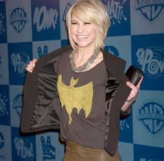 Chelsea Kane Batman Clothing Launch in Los Angeles