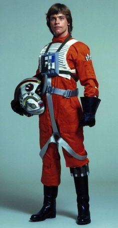 Mark Hamill as Luke Skywalker on 'Star Wars' Star Wars Film, Star Wars Art, Star Trek, Star Wars Luke Skywalker, Mark Hamill Luke Skywalker, Harrison Ford, Star Wars Characters, Star Wars Episodes, Reine Amidala