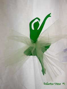 Ballerina Paper Mobiles by artistsreflections on Etsy