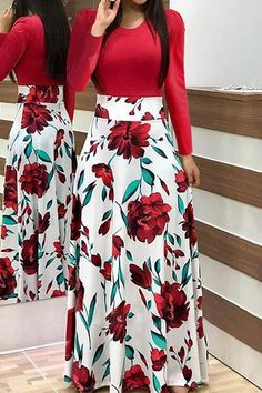 bcde896bb5 51 Amazing Maxi dress casual images in 2019
