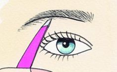 how to groom your eyebrows.