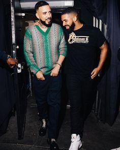 French Montana says his friendship with Drake is organic French Montana Album, Rap Us, Drake Drizzy, Drake Ovo, Aubrey Drake, Trinidad James, Ace Hood, Mrs Carter, Celebrity Dads