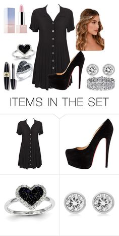 """Untitled #364"" by marianela2002 on Polyvore featuring art, StreetStyle, Summer, summerdress and supernatural"