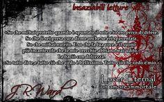 Lover Eternal, un amore immortale - J.R. Ward http://insaziabililetture.forumfree.it/?t=62366390