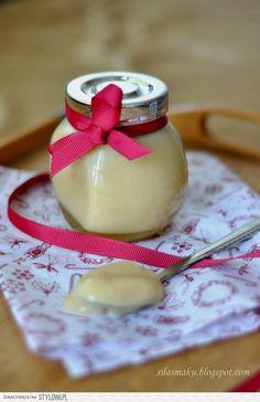 Krem miodowy z mlekiem skondensowanym Nadaje się do to… na Stylowi.pl