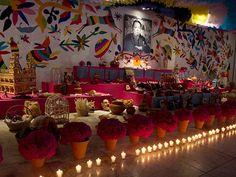 Museo Diego Rivera Anahuacalli dedica ofrenda al estado de Hidalgo | Excelsior