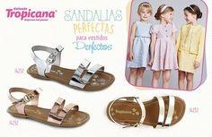 En #Tropicana encuentras #sandalias de colores perfectos para la primavera ☀ ¿En qué parte de la República Mexicana te gustaría encontrarnos?