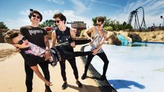 The Vamps 2016, Concert, Concerts