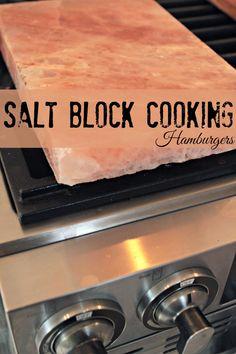 Himalayan Salt Block Cooking (Vegan Bbq Rocks)