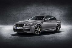 Gelimiteerde 600 pk 30 Jahre M5 sterkste BMW ooit - http://www.driving-dutchman.com/gelimiteerde-600-pk-30-jahre-m5-sterkste-bmw-ooit/