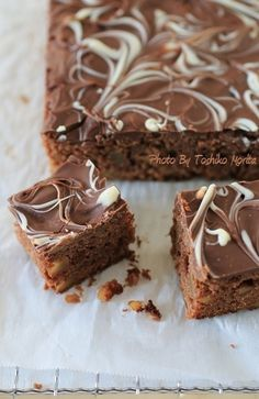 Sweets Recipes, Desserts, I Foods, Food Styling, Food Art, Brownies, Bakery, Muffin, Chocolate