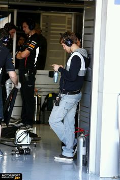 Jerez test 2013 2 day