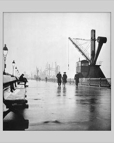 Antwerp Harbour 1948