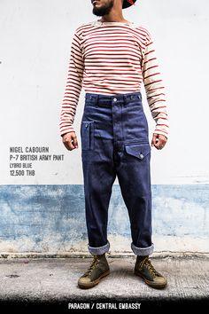 Mens Fashion – Designer Fashion Tips Patched Jeans, Denim Jeans, Skinny Jeans, Men Street, Street Wear, Thailand Fashion, Denim Jacket Men, Well Dressed Men, Vintage Denim