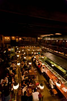 Gonpachi, Japanese restaurant in Tokyo