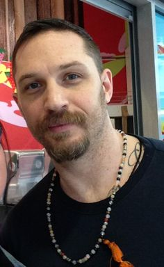 Tom Hardy - March 2016