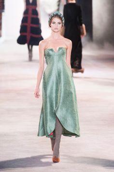 Défile Ulyana Sergeenko Haute couture Automne-hiver 2013-2014 - Look 23
