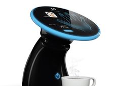 Sooooo cool!! Post image for Hand Recognition Coffee Maker Remembers Exactly How You Like Your Coffee