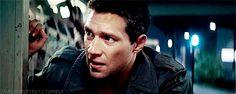 Jai Courtney as Kyle Reese in Terminator: Genisys