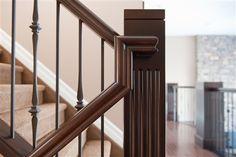 Custom Stair Railings Gallery