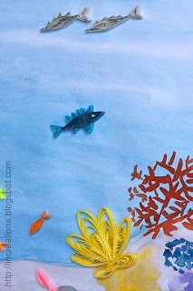 quilling fish 3